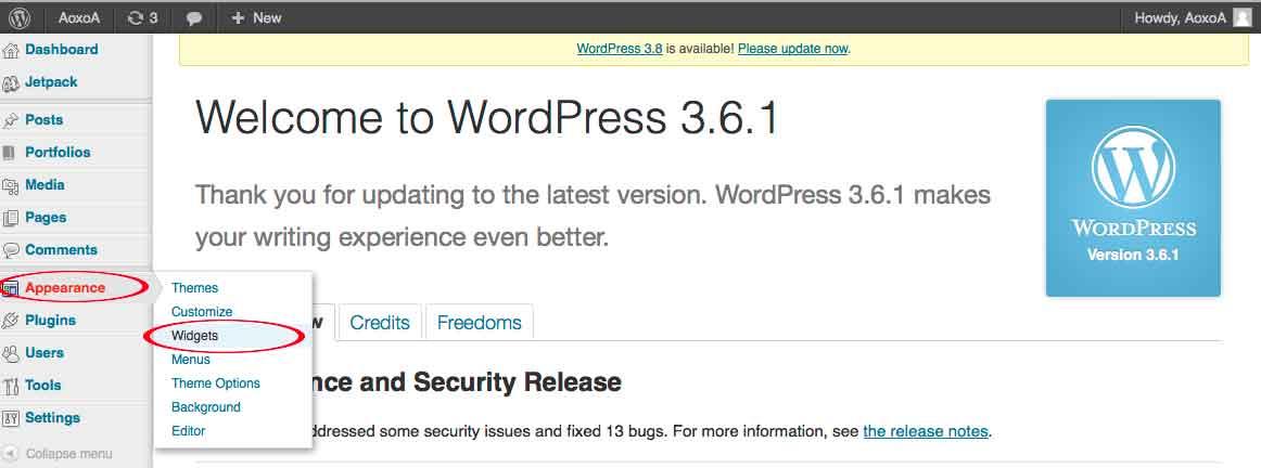 Add Tip Jar to WordPress