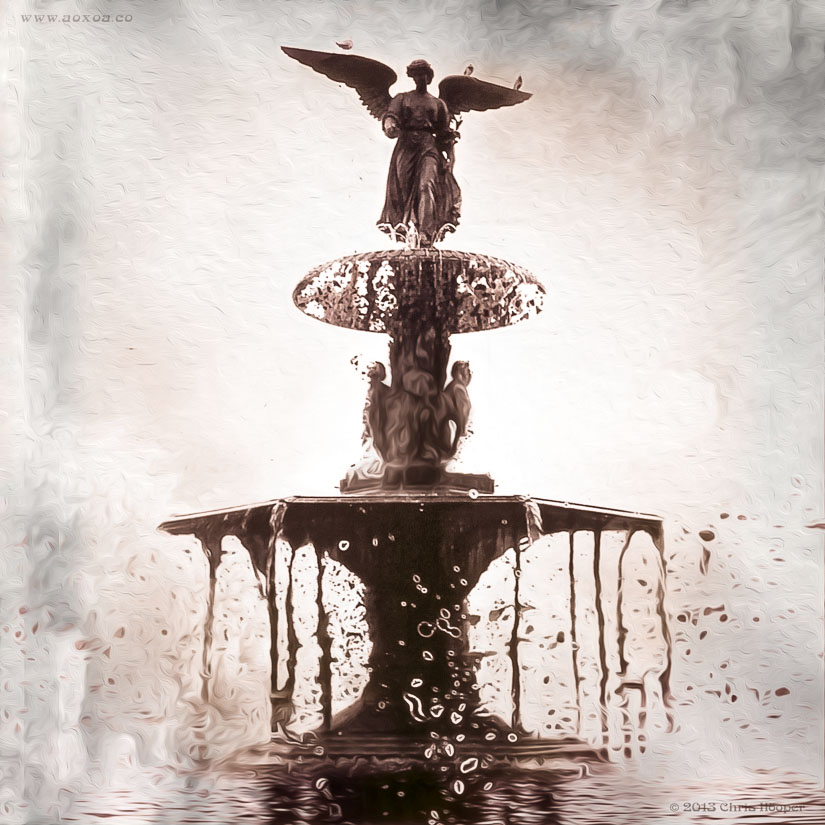 Bethesda Fountain New York (Fine Art Photography)