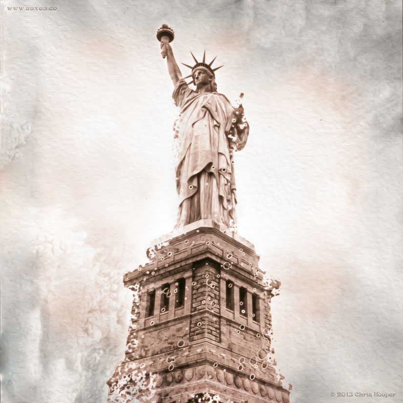 Statue of Liberty New york City Imago Urbicum Mutavi