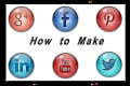 How to Make Social Icon