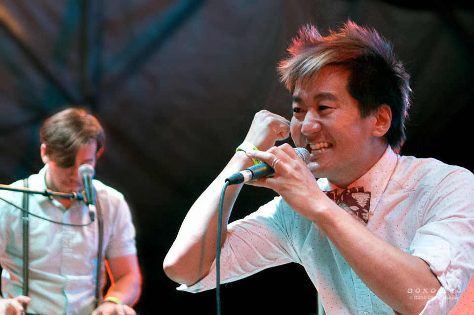 kishi bashi at utopiafest by aoxoa hooper