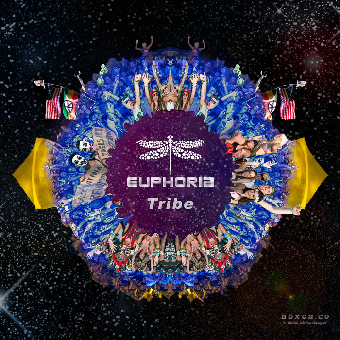 euphotia festival tribe by aoxoa chris hooper