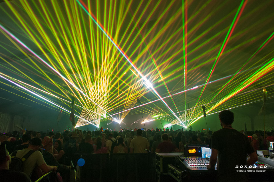 Ghostland Observatory at Euphoria Music Festival by AoxoA