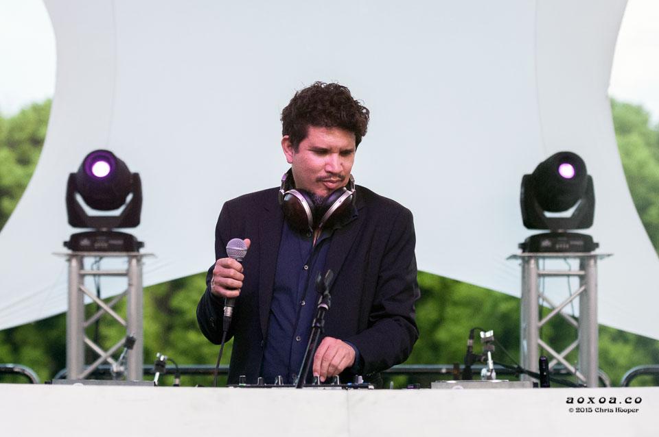 rob Garza aoxoa euphoria music & camping festival review