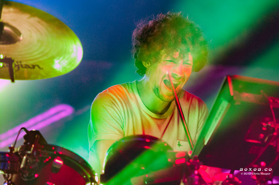 savoy Mike Kelly aoxoa drummer euphoria music festival