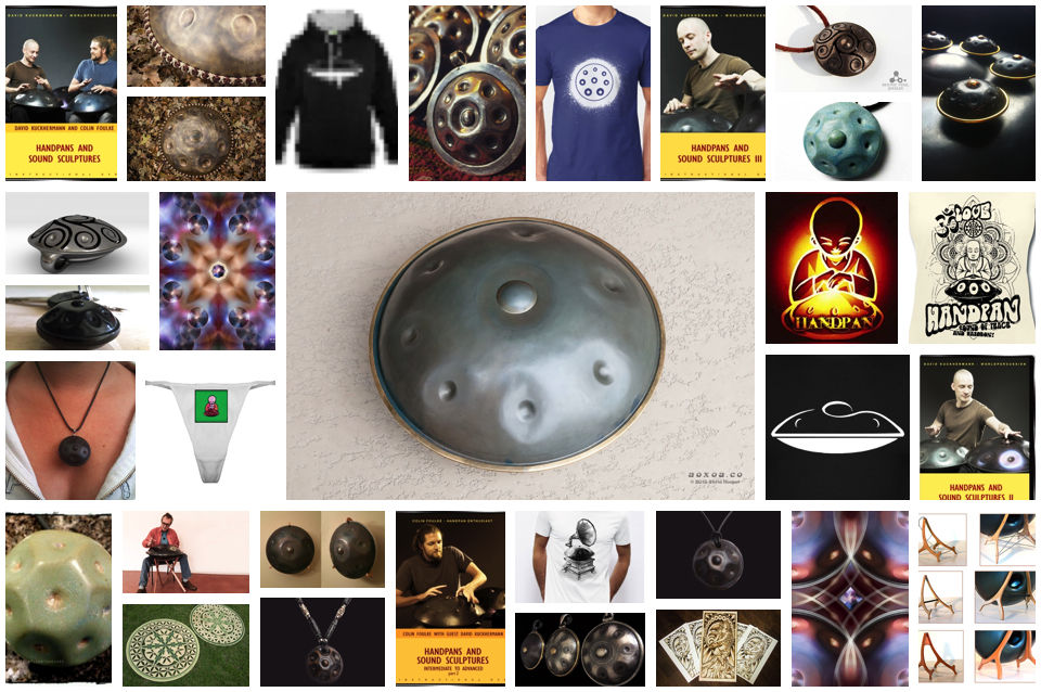 handpan gifts accessories hang gift ideas