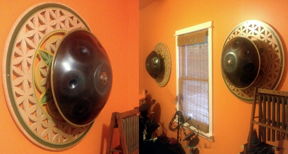 hang handpan gifts and accessories james