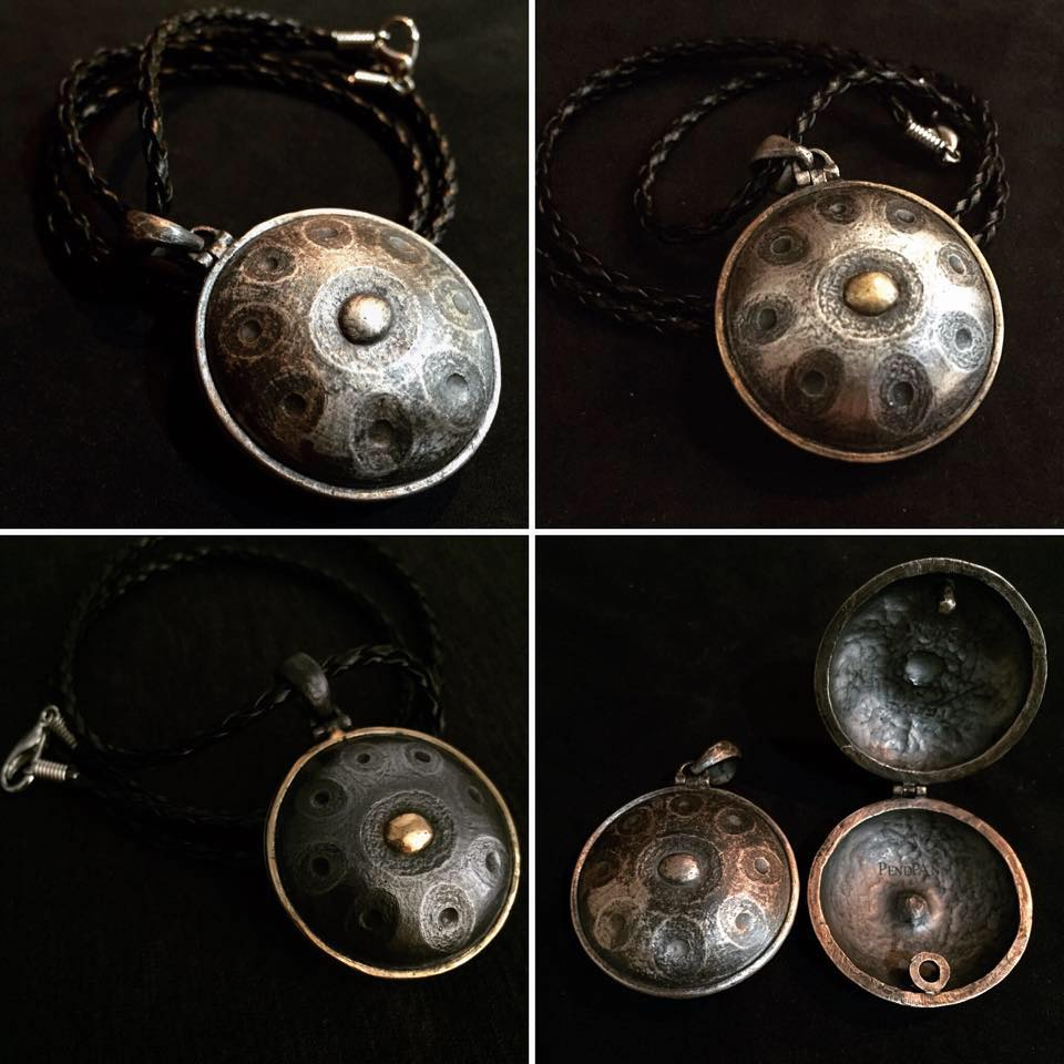 hang handpan gifts and accessories pendpan