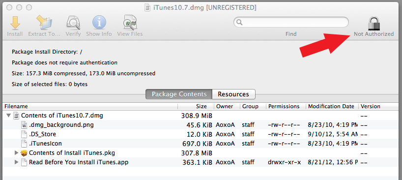 Rollback from iTunes 11 to iTunes 10.7