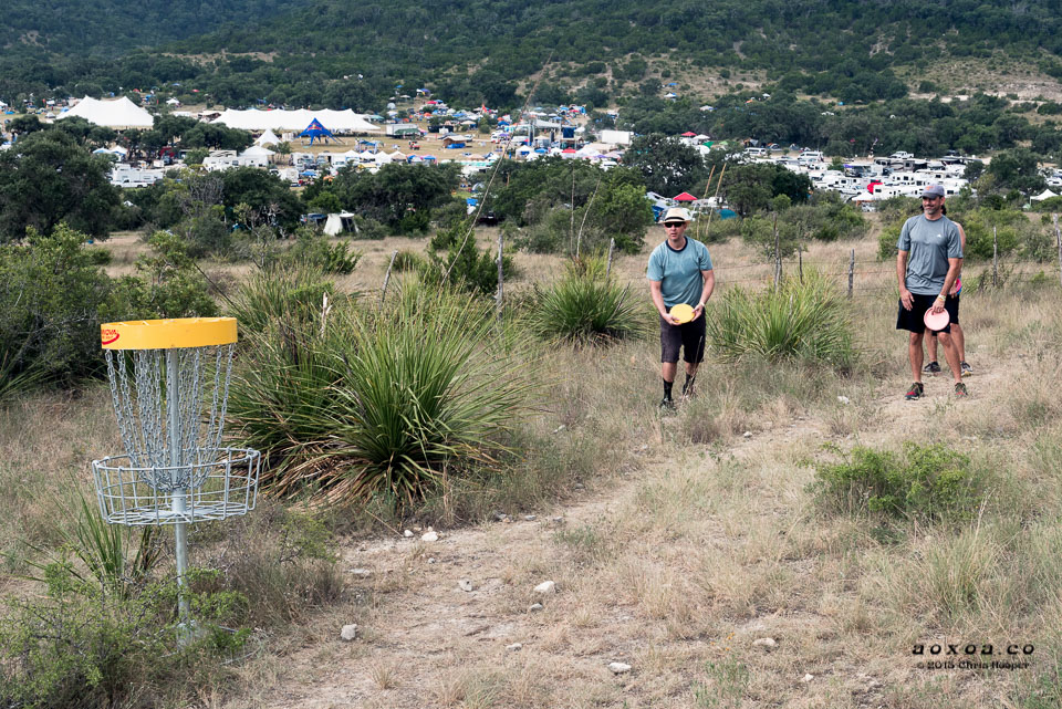 disc golf by aoxoa for utopiafest review 2015