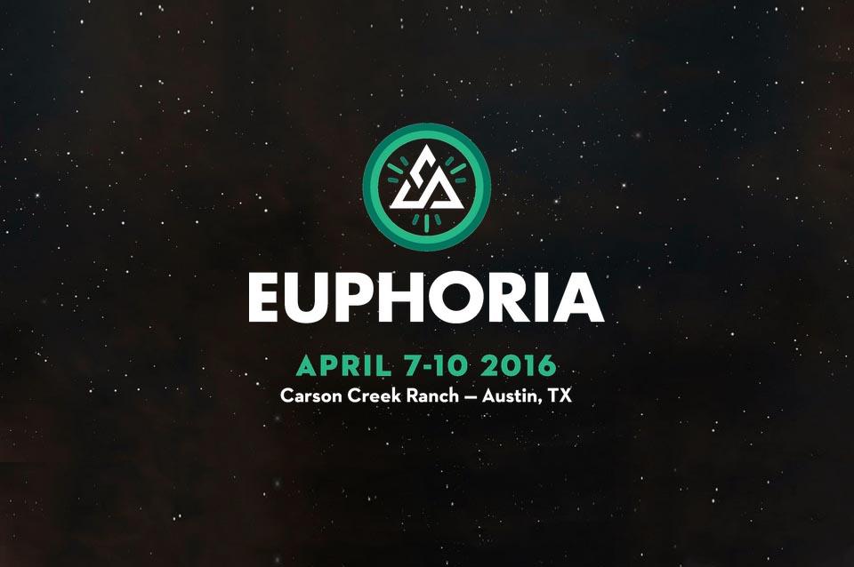 Euphoria Music Festival 2016 Full Lineup