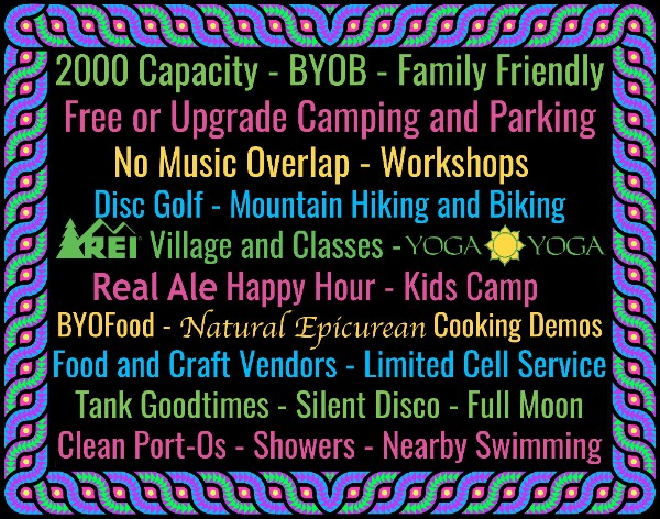 Utopiafest 2016 Experience Lineup