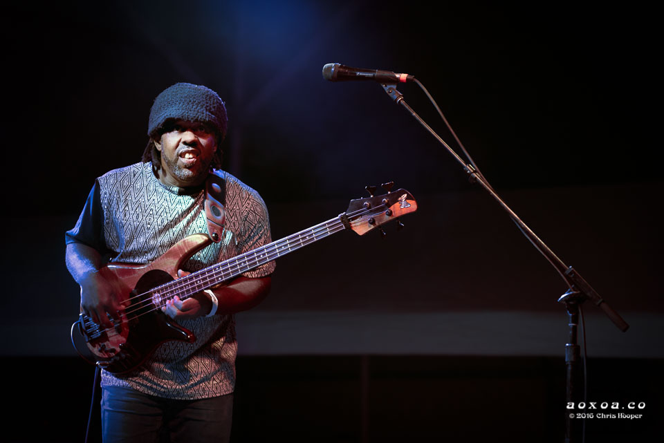 Victor Wooten by Austin TX music photographer AoxoA