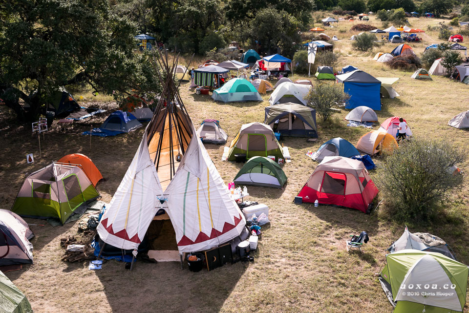 Utopiafest tipi camping by Austin TX photographer AoxoA