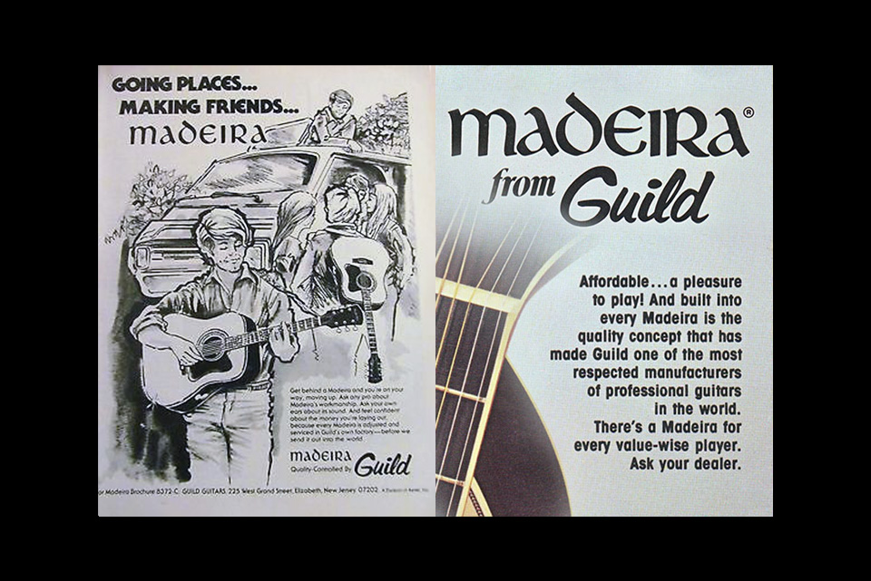 Madeira by guild ad compilation