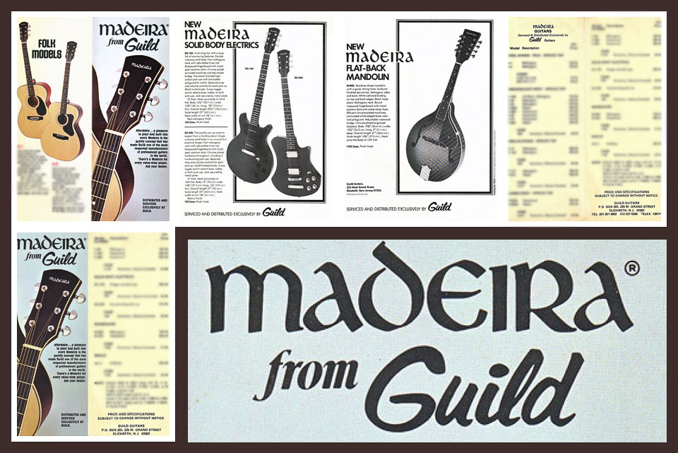 preview madeira by guild catalog price sheet