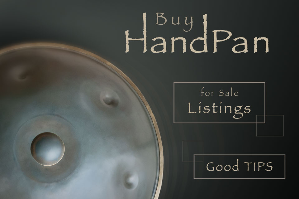 handpans for sale featured image