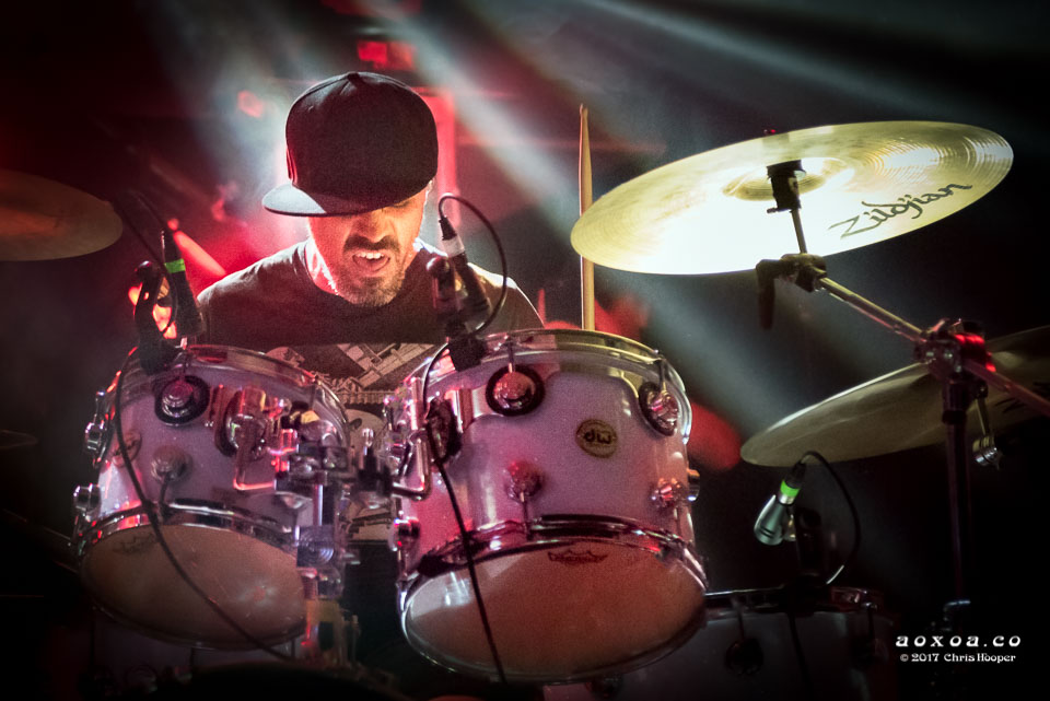Manic Focus Drummer