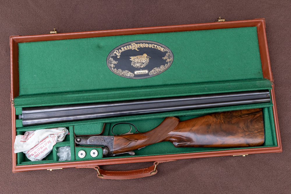 Parker Reproduction 20 gauge shotgun