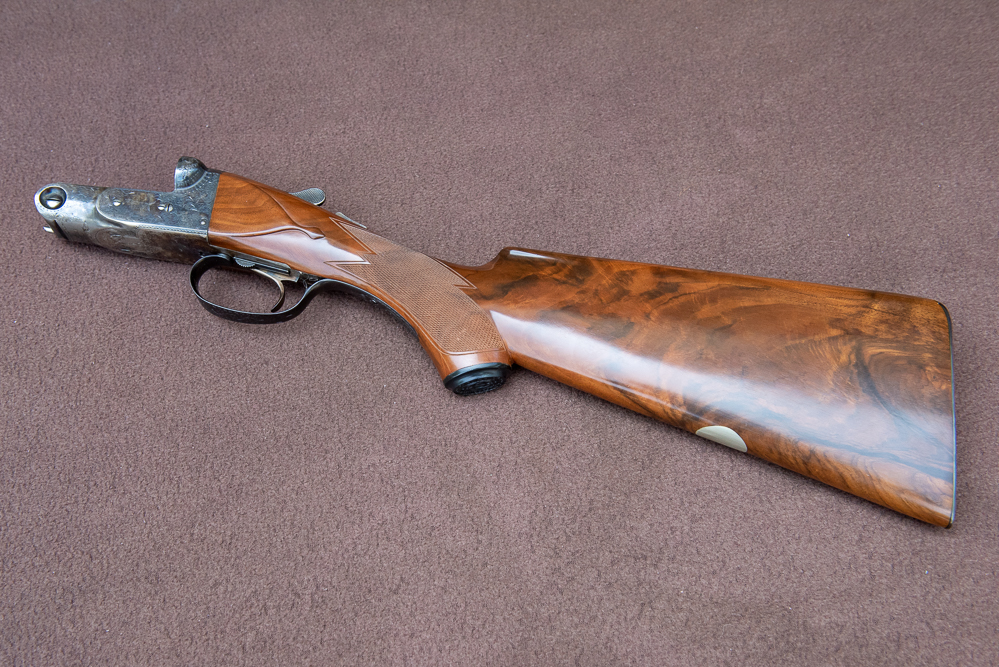 Parker Reproduction 20 gauge shotgun 2